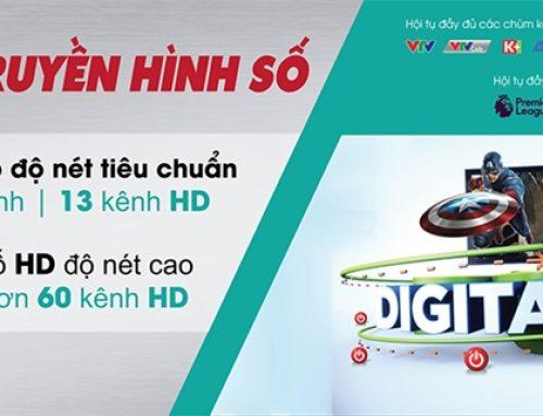 Truyền hình số độ nét chuẩn HD