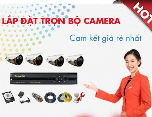 Lắp đặt Camera tại Đà Nẵng