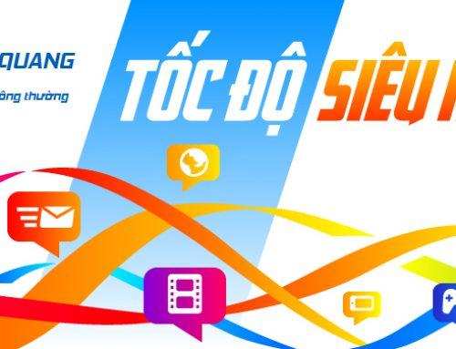 Các gói cước Internet của VTVCab Đà Nẵng