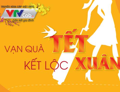 VTVCab Đà Nẵng khuyến mãi tháng 2, đón tết sum vầy.