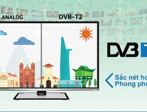 Lắp đặt truyền hình mặt đất DVB-T2 tại Quảng Ngãi