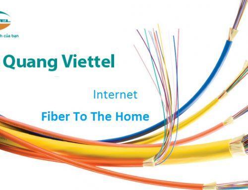 Lắp mạng internet viettel Quảng Ngãi