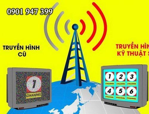 Lắp Truyền Hình Số Mặt Đất DVB T2 Tại Quảng Ngãi